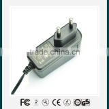 16V 0.75A wall mount power adapter with energy efficiency leverl VI