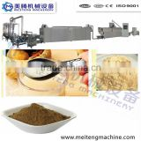Instant powder / bean milk powder/ seasame paste making machine