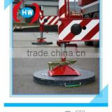 Black jack pad/impact resistance crane lifting cantilever beam/hdpe table mat