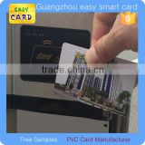 MDC113 ISO14443A contactless rfid ic card with MF DESFire(R) EV1 2K chip smart card for access control