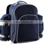 Cool Bag Insulated Picnic Backpack with Six Person Picnic Set