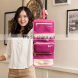 J566 2015 wholesale hanging fabric wall travel storage bag