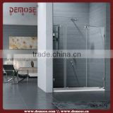 Bath Tub Glass Shower Door With Support Bar DMS-R079