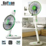 FD14Y-01 UL CE RoHS new home appliance 14 inch foldable stand fan with DC motor                                                                         Quality Choice