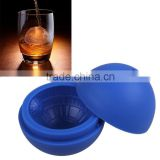 trade assurance cheap factory price silicone sphere ice ball tray , ice cube maker