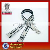 Custom Polyester Screen Printed And Advertising Promotional Giveaway Lanyard Factory Direct Sale
