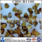 All size CBN Cubic boron nitride for metal bond cbn ginding discs