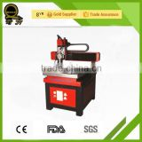 vacuum table mini used metal lathe machine 1.5 kw QL-6060 stainless steel etching machine cnc router