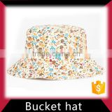 Custom emoji bucket hat
