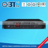 OBT-D6095 Support the radio,MP3 format , 90W multiplex power amplifier for Hotel , Supermarket,and other buildings