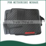 3D Car waterproof trunk mat/cargo mat/ Boot liner for Mitsubishi Mirrage