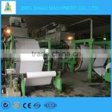 Duplex Board Silicone Paper Coating Machine