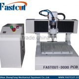 FASTCUT Printed circuit board engraving machine small pcb making machine