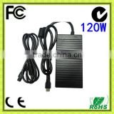 HOT SELL 15V 8A POWER SUPPLY AC DC 120W FOR LED LIGHT BAR/LCD MONITOR/CCTV CAMERA FROM PENGCHU COMPANY