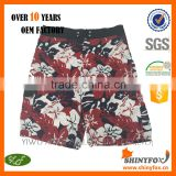 s2016 Hot sales Quick DryCustom Printed Men's Boardshorts Sexy xxx Mens Beach Shorts