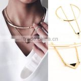 MS60145L fashion 2016 women accessories latest design necklace