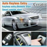One Way Door Lock System Car Security System Keyless Entry System for KIA