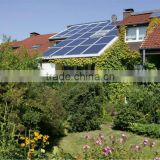 1KW Solar System for home with Charge Controller Batteries and Off-grid Inverter Integrated