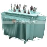 S9 Series Of Low Loss Power Transformer Non Excitation Voltage Regulation 30KVA-2500KVA