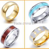 @_@:: Popular punk style fashion stainless steel ring men's jewelry various design men's ring