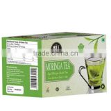 100% Pure & Natural Moringa Oleifera Tea bags Suppliers