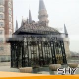 Antique Garden Decorative Metal Pavilion Gazebo
