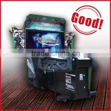 coin operated touch screen video game machines 42_LCD_Ghost_squad shooting arcade game machine racing go karts slot machine