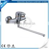 Factory Direct Dual Handle Brass Floor Mounted Bath Shower Faucet