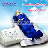 Portable massage slimming machine presoterapia equipo infrared lymphatic drainage presoterapia machine