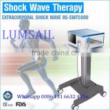 eswt electric stimulation extracorporeal shock wave therapy equipment for body pain removal shockwave
