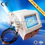 Fat Burning 2014 Best 5 In 1 Acupuncture Cavitation Lipo Machine Slimming Machine Cavitation Rf With CE