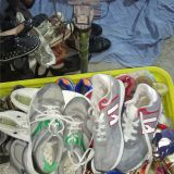 We are selling mixed used shoes A and B grades depending on what you ask for and your market. NO holes NO rips NO broken
