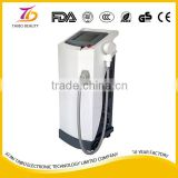 2015 Diode Laser 808!!! 808nm Diode Laser Men Hairline Hair Removal Factory Machine/painless Epilation Laser 12x12mm