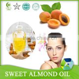 Pharmaceutical Grade Almond Oil Bulk / Baby Almond Essential Oil /Natural Almond Extract Sweet Almond Oil