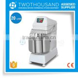 20 Liters Belt and Chain Transmission CE Approved with Flour Mixing Machine for Bread