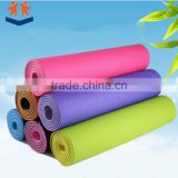 Wholesale yoga mat material rolls , custom organic yoga mat Biggest Factory Top Quality Sale 8MM NBR YOGA MAT
