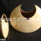 Beautiful pressed bamboo product from Vietnam