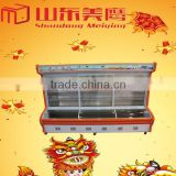 Vertical dish order display-series refrigerator fan motor /water dispenser with refrigerator /mortuary refrigerator
