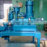 Jet mill machine for grinding and mill metal powder