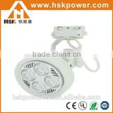 CE ROHS UL TUV Certificate COB 100lm/w LED Track Light