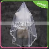 Fashion Yarn Lace Wedding Bridal Veil