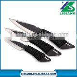 Special Gift for Men 3pcs Diifferent Size Hunting Folding Knife Set