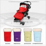 New Multi function baby sleeping bag Envelope type warm baby sleeping bag winter thick and cotton carts