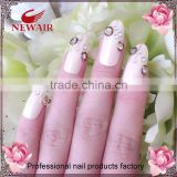 Wholesale diamond genius series beauty care luxury nail art tips