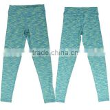 Wholesale European Sport Clothing Super Soft Junior Teen Yoga Fitness Running Pants Children Clothing Factory In China