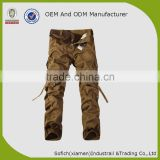 Cheap pants army trousers with polyester cotton ripstop