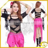 top quality new fashion cheap price sexy beauty adult belly dance costumes
