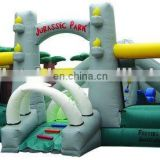 giant inflatable forest tree city,fun city equipment