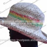 Wire Brim Hat HCWB 0038