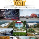 Liri Tent for Happy New Year Party